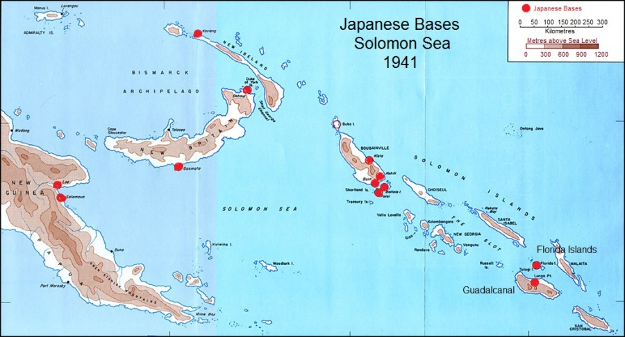 South Sea Island Battles